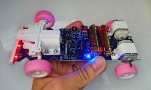 マイコンレーサーの組み立て完了(自律運転プロトタイプを自作1-4)