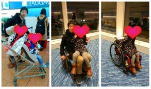 子供は車いすに対してバイアスが掛かっておらず、ベビーカーや三輪車、自転車と同じような感覚で車いすに乗ります。