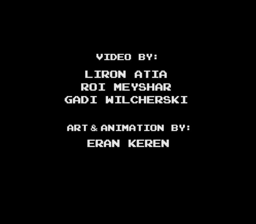 45.LIRON ATIAさん、ROI MEYSHARさん、GADI WILCHERSKIさん、そしてERAN KERENさん、素晴らしい動画を制作してくださりありがとうございました!