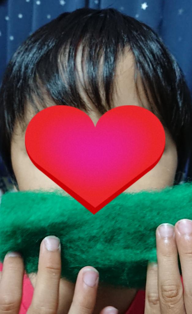 ひげ爺さん風の息子(緑髭バージョン)